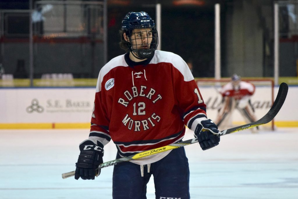 Penguins make another college connection with RMU\'s Ferguson ...