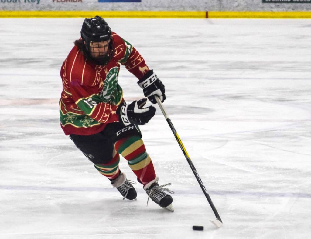 ACHA: \'Ugly\' sweaters don\'t help Slippery Rock against Pitt ...