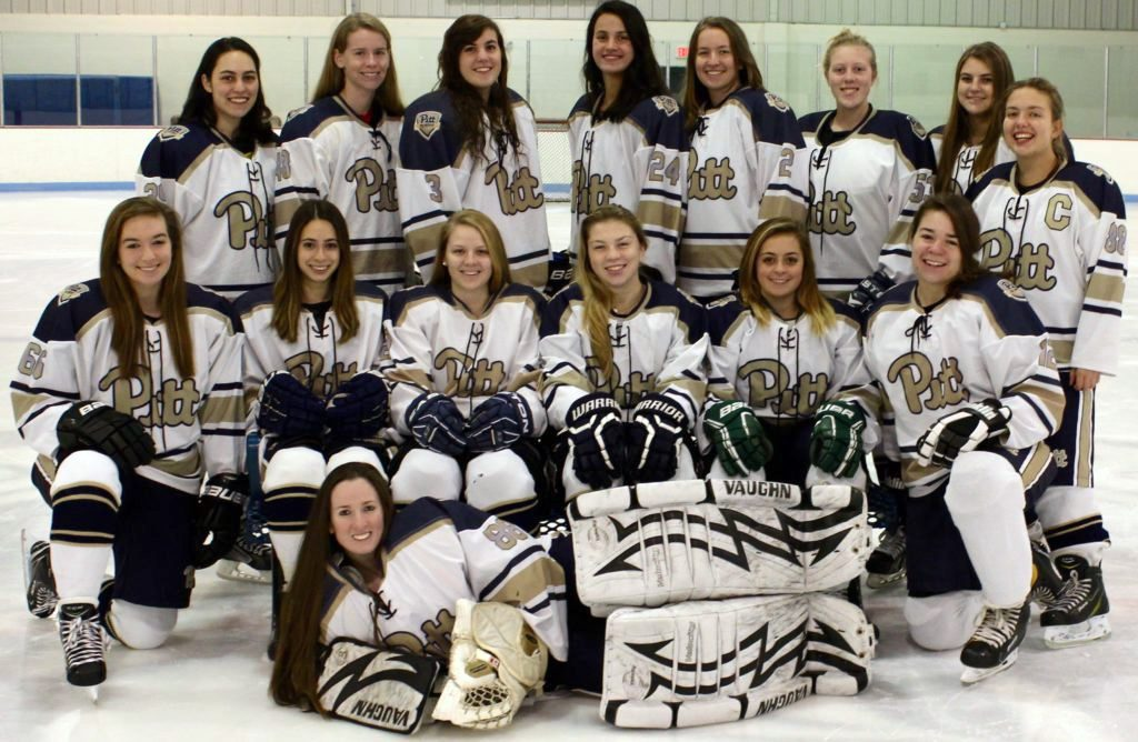Pitt Women's Ice Hockey