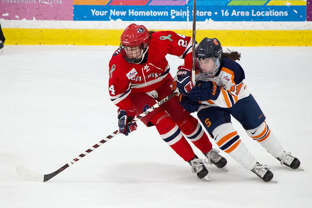 release date: d0495 5d9c0 Right the 'ship: Colonials defeat Syracuse, clinch third CHA ...