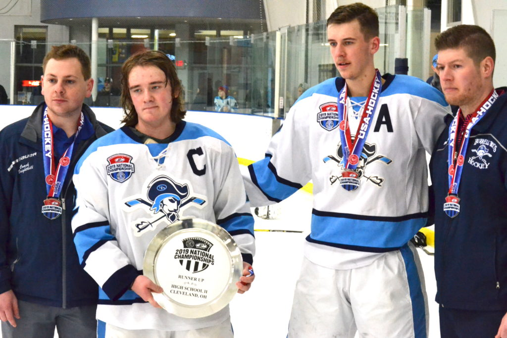 befad044 2019 USA Hockey Nationals: Burrell gets silver after tough finals ...